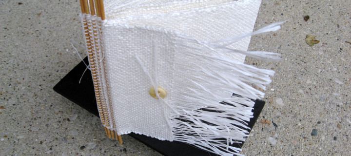 Book #1 – Handwoven Japanese Yarns