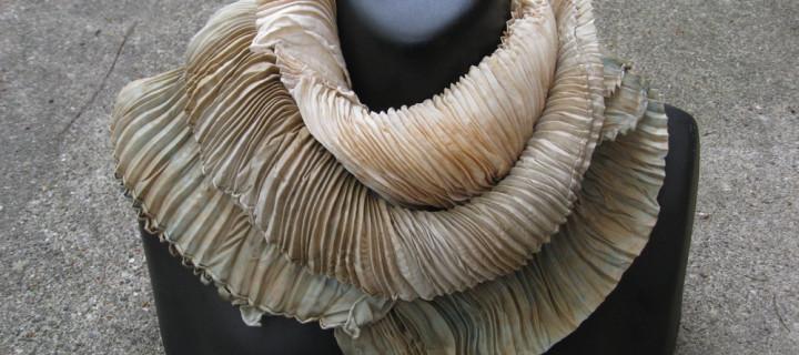 Sculpted Neck Collar View 1