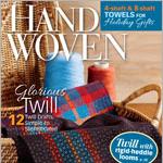 Hand Woven Magazine